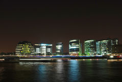 London at night Royalty Free Stock Images