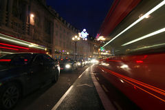 London Night Royalty Free Stock Photos