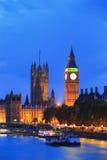 London at night Royalty Free Stock Photography