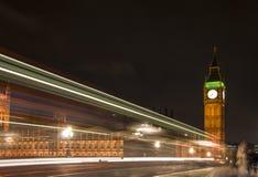 London at night Royalty Free Stock Image