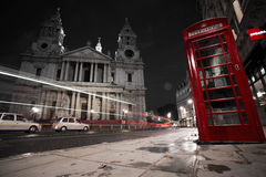 London by night Royalty Free Stock Photography