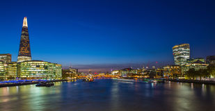 London By Night Stock Photos