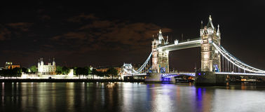 London night panorama Stock Photo