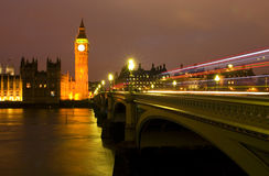 London at night Stock Images