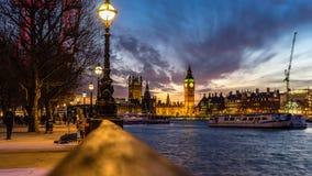london noc Zdjęcie Royalty Free