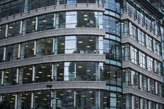 London. Office building Royalty Free Stock Photo