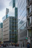 London. Office building Royalty Free Stock Photos