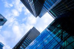 London office skyscrapper  building Stock Photography
