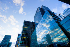 London office skyscrapper  building Royalty Free Stock Image