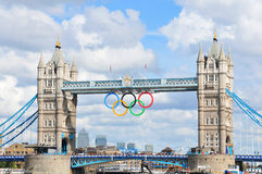 London Olympics Royalty Free Stock Photography