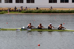 London Olympics Rowing Stock Photography
