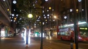 london oxford gata Arkivfoton