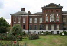 London pałacu kensington Obrazy Royalty Free