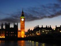 london pałacu Westminster fotografia royalty free
