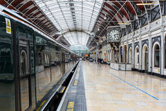 London Paddington station in London, UK Stock Photos