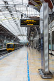 London Paddington station in London, UK Royalty Free Stock Images