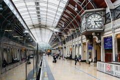 London Paddington station in London, UK Royalty Free Stock Photos