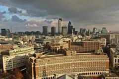 London-Panorama lizenzfreie stockfotografie