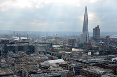 London panorama Royaltyfria Foton