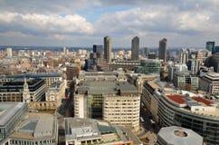 London-Panorama Lizenzfreie Stockfotos