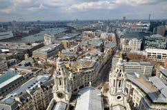 London-Panorama Lizenzfreies Stockfoto