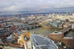 London panorama city Zdjęcie Royalty Free