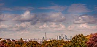 London panorama Stock Image