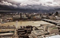 London panorama Royalty Free Stock Photography