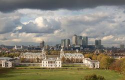 London Panorama - UK Stock Image