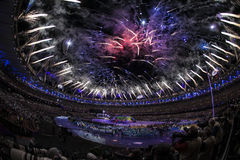 London 2012 Paralympic game Royalty Free Stock Photo