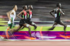 London 2012 Paralympic game Royalty Free Stock Image