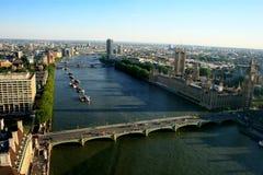 london parlament westminster Fotografering för Bildbyråer