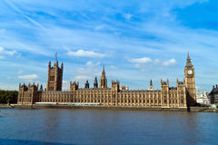 London, Parliament Stock Photo