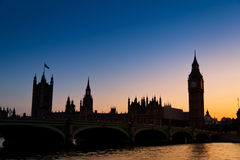 London, Parliament Stock Image