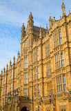 London. Parliament building. Royalty Free Stock Photography