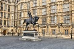 London Parliament Stock Photo