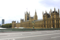 London Parliament on the River Thames. Nn stock images