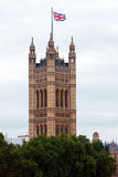London parliament Royalty Free Stock Photo
