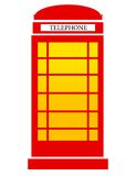 London phone Royalty Free Stock Photo