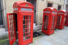 London phone booth Royalty Free Stock Photography