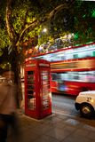 London Phone Booth stock images