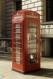 London phone box Royalty Free Stock Photos