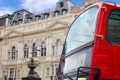 London Piccadilly Circus in UK Stock Photo