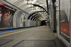 London, Pimlico tube station Royalty Free Stock Photos