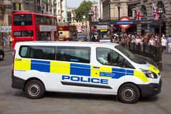 London Police Royalty Free Stock Photo