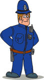London Policeman Police Officer Cartoon Stock Images