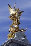 london pomnik Victoria Zdjęcia Stock