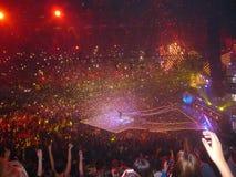 London-Pop-Konzert Stockbild