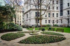 London, Postman's Park Stock Images