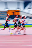 London prepares: Olympic test events Royalty Free Stock Photos